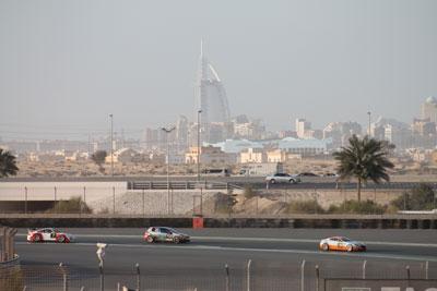 """Österreichs """"schnellste Almhütte"""" konnte beim 24 Stunden Rennen in Dubai voll Punkten."""
