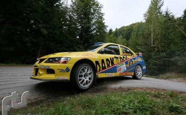BP Ultimate Rallye für Michael Kogler mehr als erfolgreich.