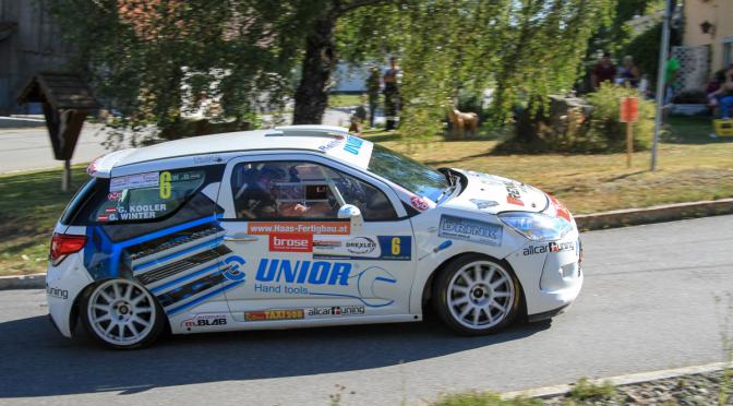 Niederbayern Rallye 2015