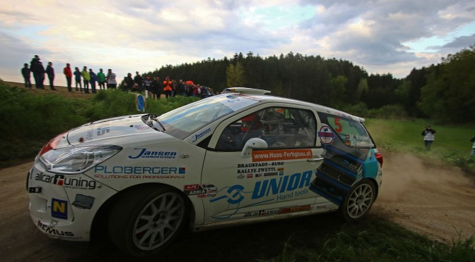 ARC: Braustadt Burg Rallye Zwettl