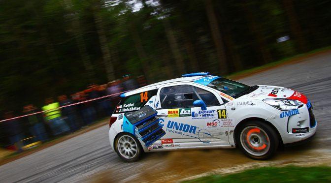 ORM/ORM2WD: Lavanttal-Rallye 2017