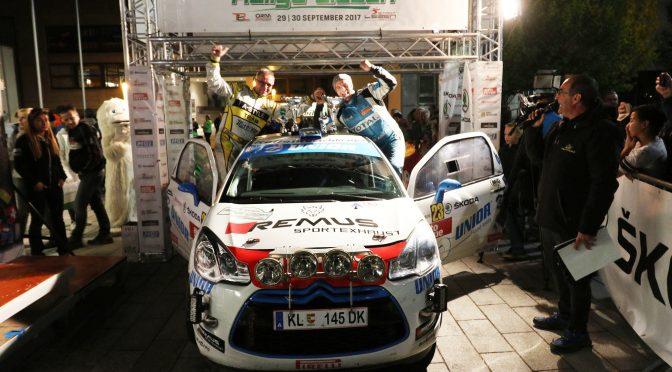 Skoda Rallye Liezen