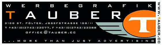 Logo-Tauber