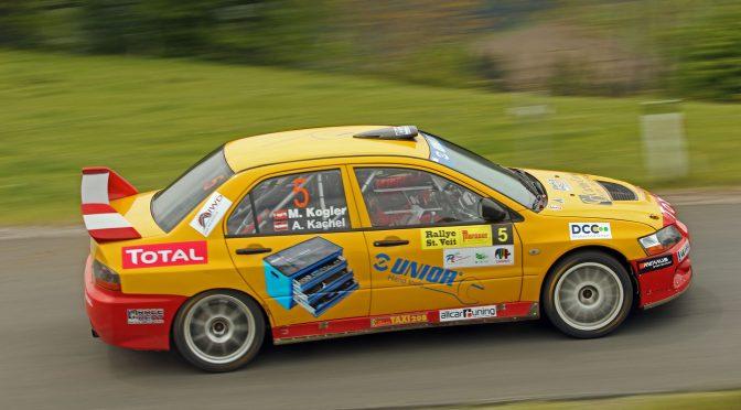 MIG Austria bei der Rallye ST. Veit