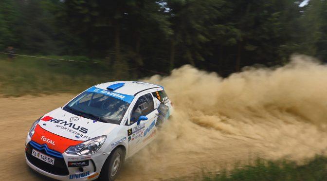 ARC: Waldviertel Rallyesprint 2017: Ein perfekter Testeinsatz