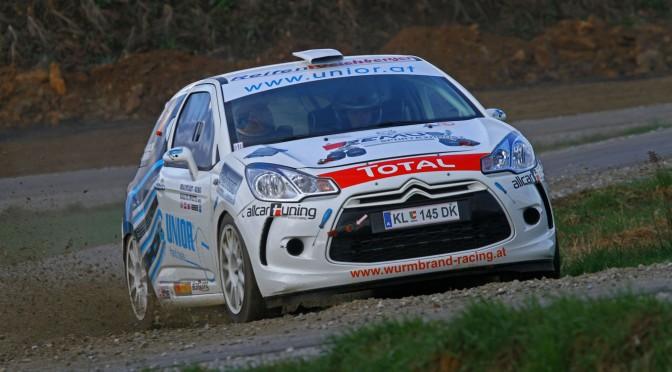 ARC: Niederbayern-Rallye 28. + 29. August  R3-Debüt mit 58