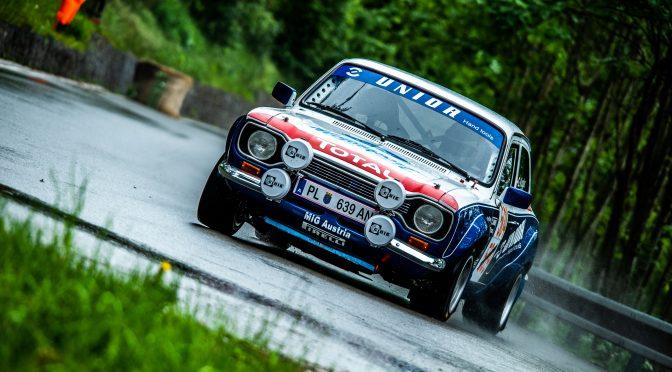 INA DELTA Rallye Kroatien: Toller Erfolg